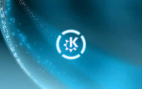 kubuntu Boot Screen ඒක