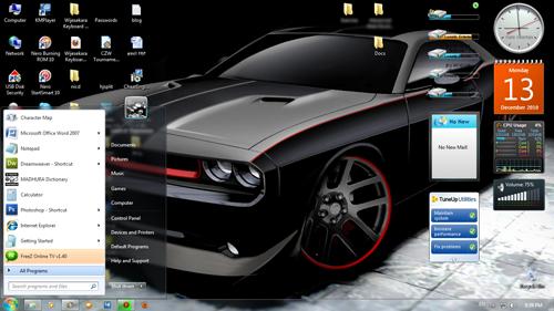 7 Desktop ඒක